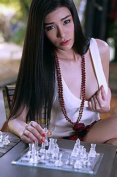 Busty Asian Mei Mei