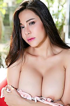 Natalie Wang Gets Naked