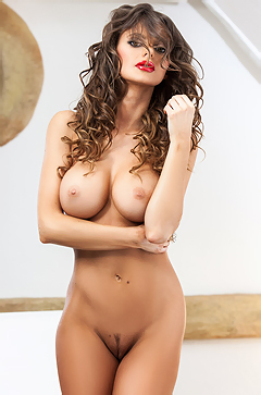 Czech Model Dana Harem