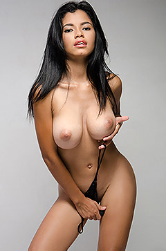 Busty Asian Teen